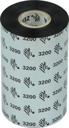Zebra 3200 Wax/Resin lint 110mm x 300m