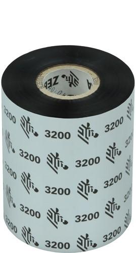 Zebra 3200 Wax/Resin lint 83mm x 300m
