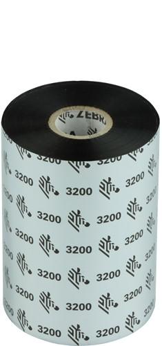 Zebra 3200 Wax/Resin lint 110mm x 450m
