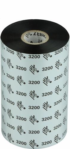 Zebra 3200 Wax/Resin lint 131mm x 450m
