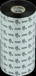 Zebra 3200 Wax/Resin lint 450m voor 220mm industriële printers
