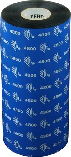 Zebra 4800 Resin lint 174mm x 450m