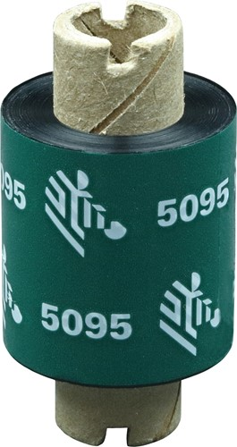 Zebra 5095 Resin lint 33mm x 74m