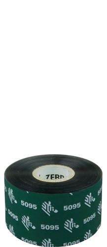 Zebra 5095 Resin lint 40mm x 450m