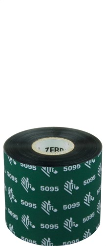 Zebra 5095 Resin lint 60mm x 450m