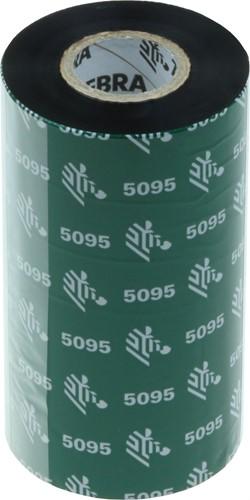 Zebra 5095 Resin lint 110mm x 300m