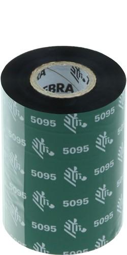 Zebra 5095 Resin lint 83mm x 300m