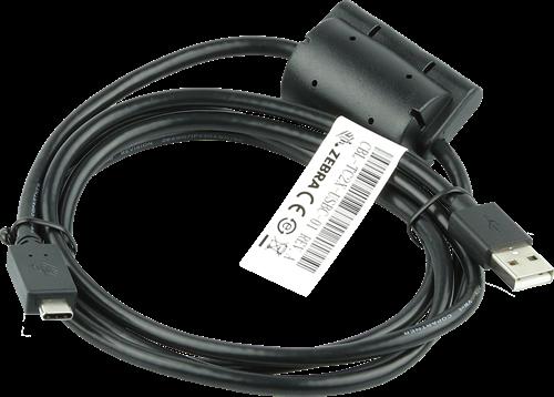 USB naar USB-C kabel voor Zebra EC30-TC20-TC25-MC9300