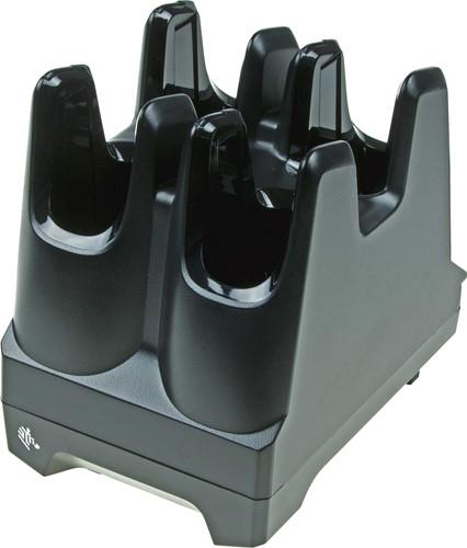 Acculader 4-voudig voor Zebra TC8000-TC8300