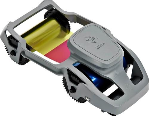 YMCKO Printer lint voor Zebra ZC100-ZC300-ZC350 (200 afdr.)