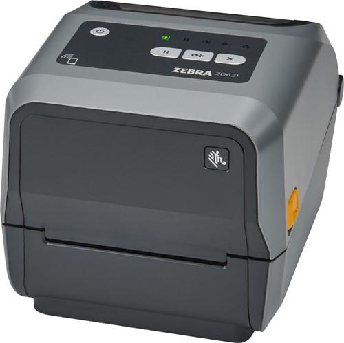Zebra ZD621t 203dpi Cutter (USB-SER-ETH)