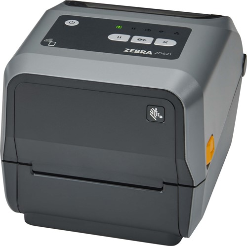 Zebra ZD621t 300dpi Cutter (USB-SER-ETH)