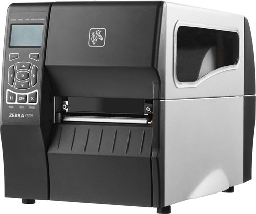 Zebra ZT230 DT 203dpi Dispenser-Liner Rewind (USB-SER-ETH)