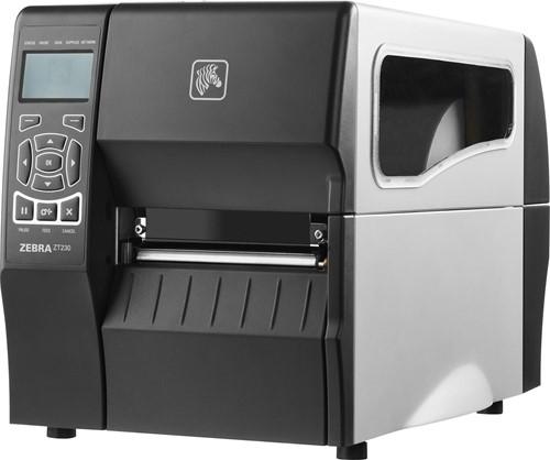 Zebra ZT230 DT 300dpi standaard (USB-SER-ETH)