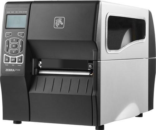 Zebra ZT230 Direct Thermal etiket printer