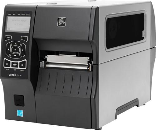 Zebra ZT410 203dpi standaard (USB-SER-ETH-BT)