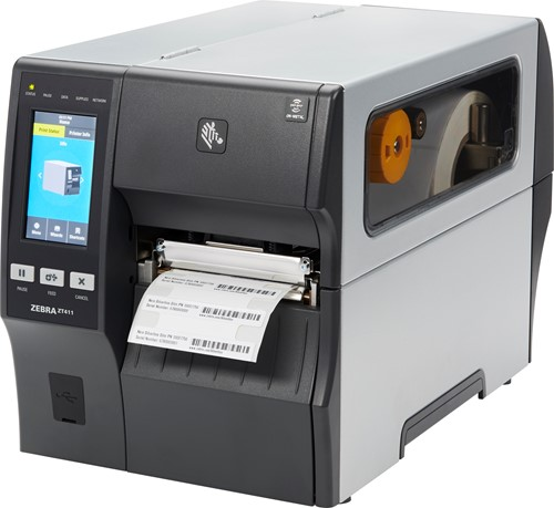 Zebra ZT411 203dpi printer RFID UHF On-Metal (USB-SER-ETH-BT)