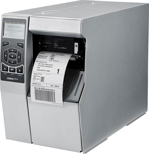 Zebra ZT510 203dpi standaard (USB-SER-ETH-BT-WLAN)
