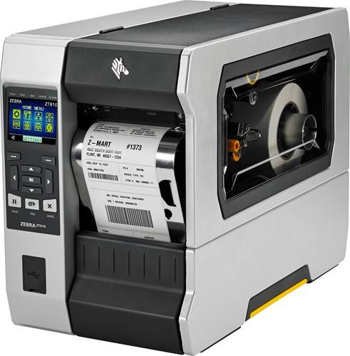 Zebra ZT610 300dpi Rewind-Dispenser (USB-SER-ETH-BT)