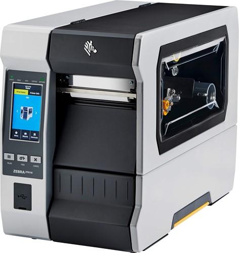 Zebra ZT610 Touch 203dpi standaard (USB-SER-ETH-BT-WLAN)