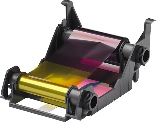 YMCKO Printer lint voor Zebra ZXP1 (100 afdr.)