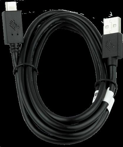 USB naar USB-C kabel voor Zebra TC20-TC25